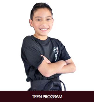 Martial Arts Classes for Teens
