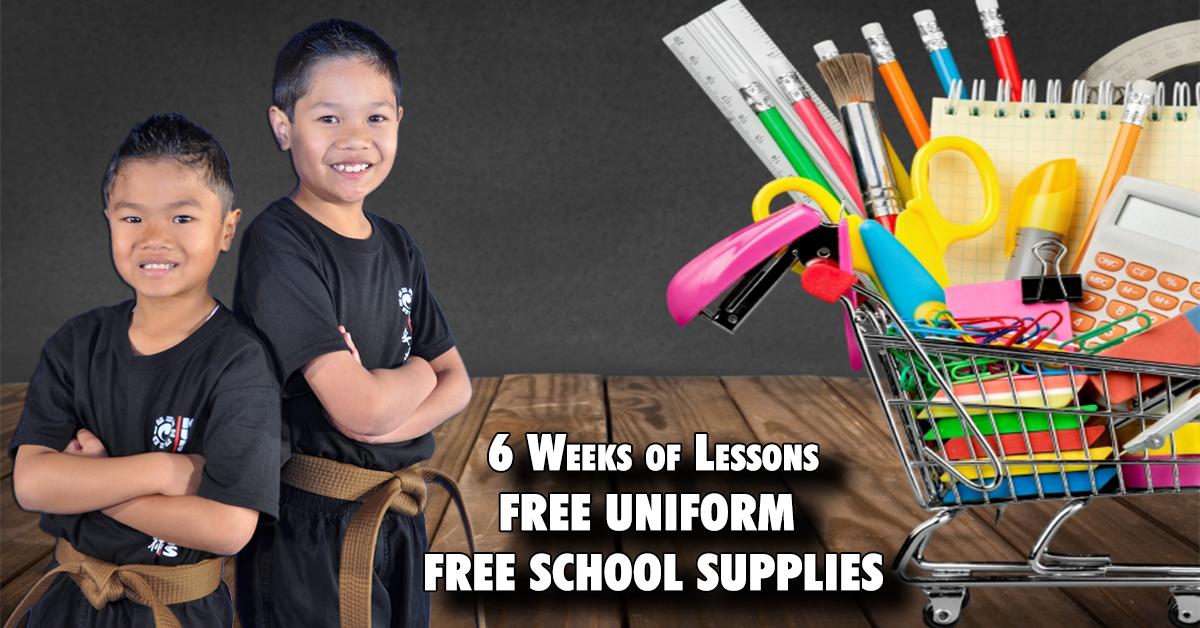 l District School Supplies List